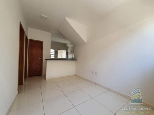 Imagem 1 de 16 de Casa De Condomínio Com 2 Dorms, Melvi, Praia Grande - R$ 175 Mil, Cod: 7487 - V7487