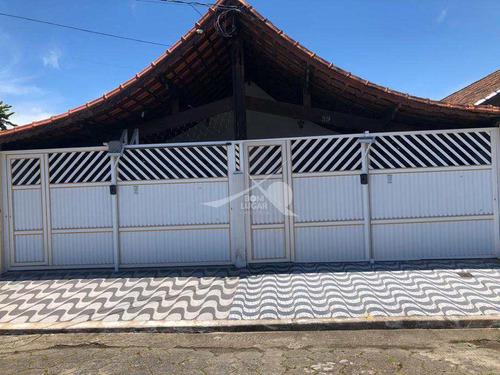 Imagem 1 de 30 de Casa Em Praia Grande, Guilhermina - V4605