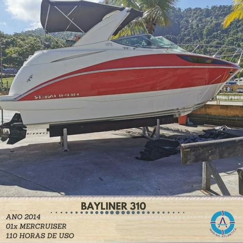 Bayliner 310 Ano2014 01xmercruiser 300 Hp - Marina Atlântica
