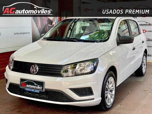 Volkswagen Gol 1.6 Trendline 2019 Único Dueño - Inmaculado!