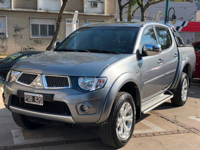 Mitsubishi L200 2.5 Cd 4wd High-power Di-d At5 Cuero
