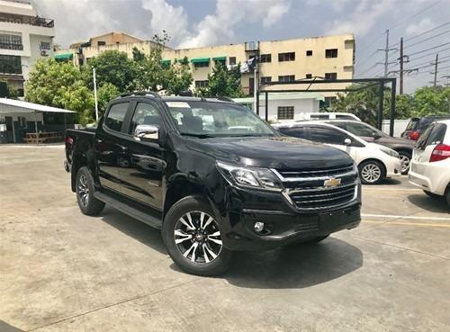 Chevrolet Colorado Ltz 4x4