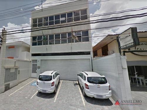 Prédio Para Alugar, 570 M² Por R$ 19.000,00/mês - Jardim Do Mar - São Bernardo Do Campo/sp - Pr0124