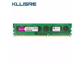 Memória Ddr3 8 Gb 1600 Mhz Kllisre Placas Amd Lacrada
