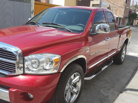 Dodge Ram 2008 5.7 Pickup Quad Cab Laramie 4x2 At
