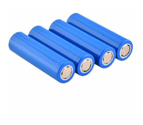 Batería Pila Recargable 18650 3.7 V 1200 Mah Li-ion