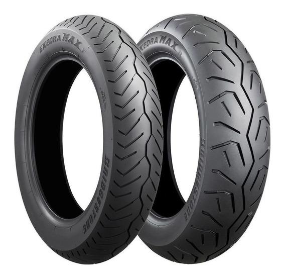 Pneus Bridgestone Exedra Max Ea1 120/70 R18 E 190/60 R17