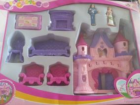 Castillo De Luces Y Sonidos Para Niña