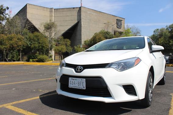 Toyota Corolla Base 2014