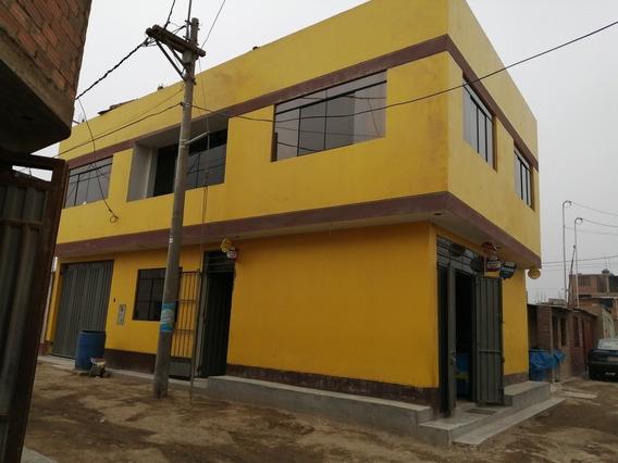 Vendo Casa En Huachipa
