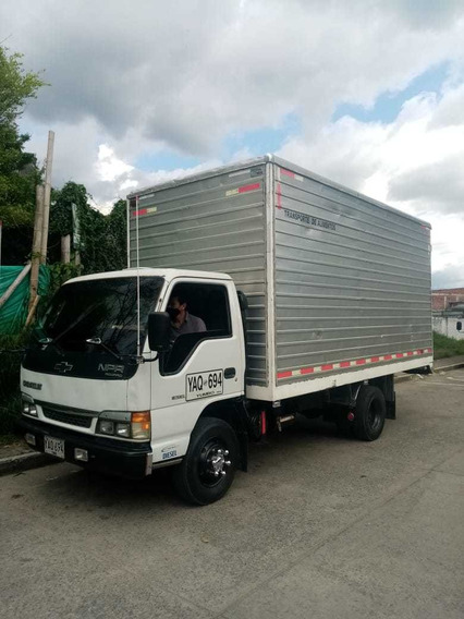 Camion Turbo - Chevrolet Furgón Npr