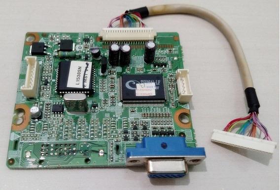 Placa Logica Monitor Lg Flatron L1530s