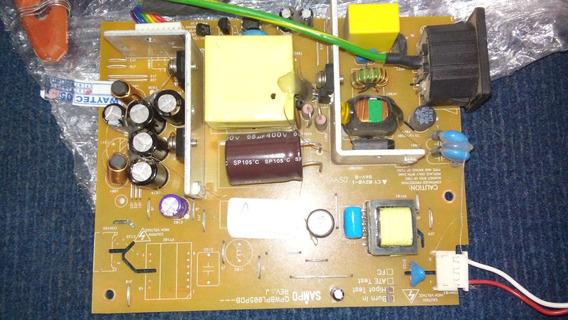 Placa Fonte Monitor De Pc Waytec Fw-1420s