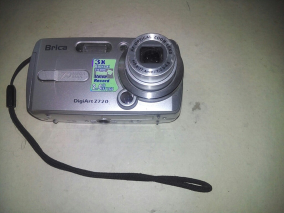 Camara Digital Brica Digiart Z720 A Revisar