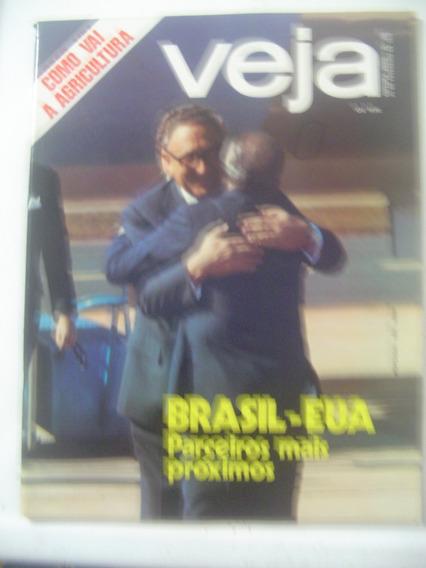 Revista Veja 390 São João Del-rei Tapejara Boxe Eder Jo 1976