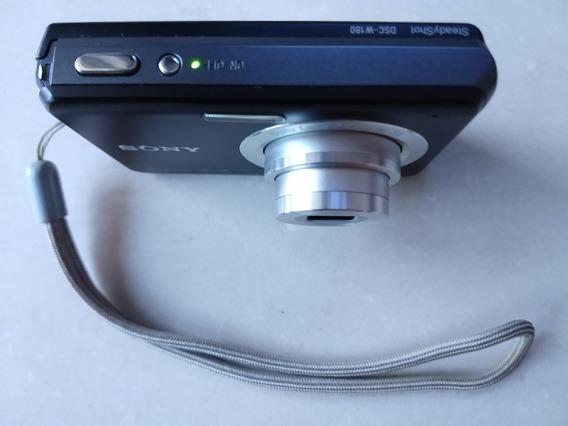 Câmera Sony Cybershot Dsc W-180