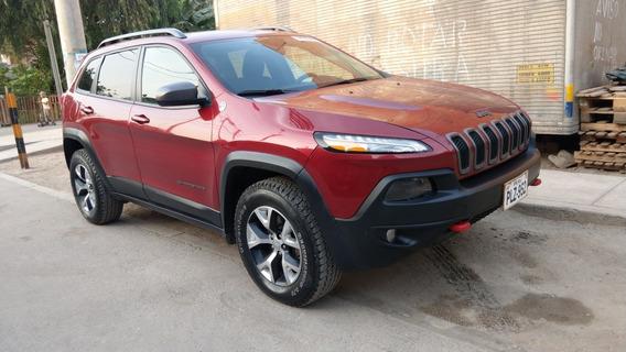 Jeep Cherokee Trailhawk 2.4