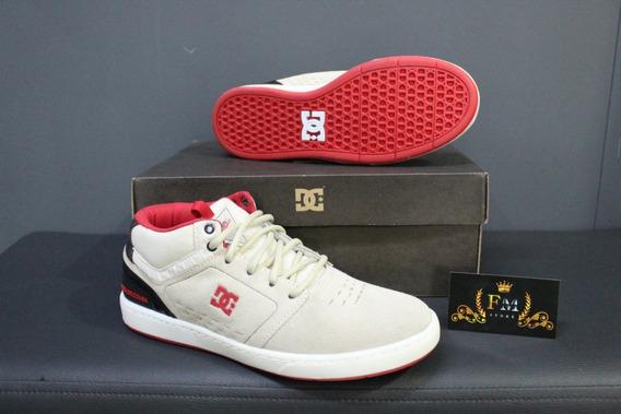 Tenis Dc Shoes Chris Cole Cano Medio