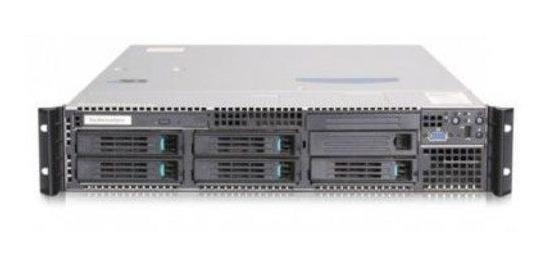 Servidor Rack 2u Intel - Dual Xeon Hd 2tb Sas 32gb