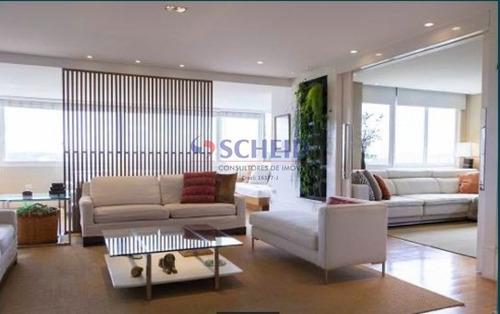 Apartamento Iluminado E Moderno Inteiramente Reformado - Mr75636
