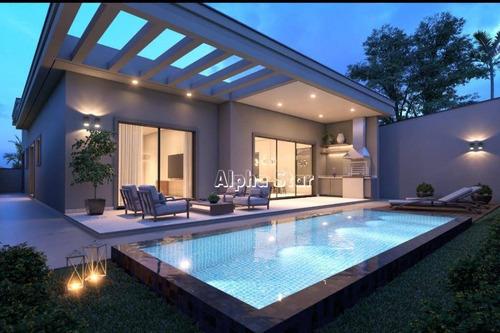 Imagem 1 de 3 de Casa Com 3 Dormitórios À Venda, 221 M² Por R$ 2.300.000,00 - Resindecial Itahyê (alphaville) - Santana De Parnaíba/sp - Ca3511