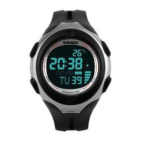 Relógio Masculino Skmei Digital 1080 Preto 5218