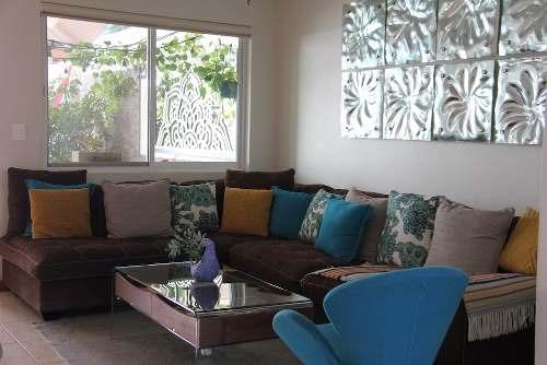 Jardines De La Cruz, Gdl!!! Preciosa Casa Amueblada En Renta