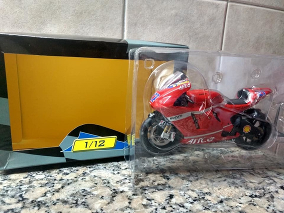 Ducatti Desmosedici Casey Stoner Moto Gp 1/12 Ixo