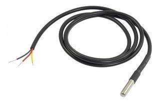 Sensor Digital Temperatura Ds18b20 Cable Sumergible Arduino