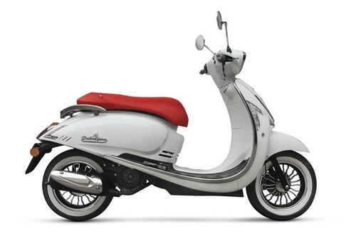 Motomel Scooter Strato Alpino 150 0 Km - Aszi-motos