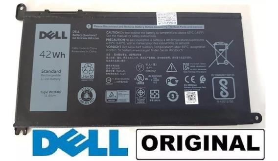 Bateria Original Dell Inspiron 7560 7460 7368 Wdx0r 3crh3