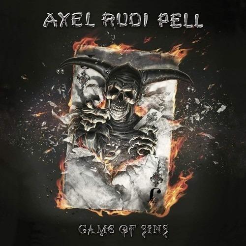 Axel Rudi Pell - Game Of Sins (cd Importado)