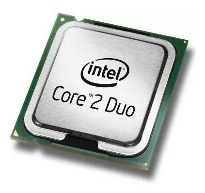 Processador Intel Core 2duo