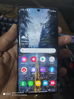 Samsung Galaxy Note 10 256gb Original Detalhe Leia Descrição