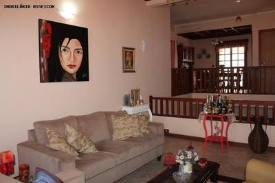 Casa Para Venda Em Atibaia, Jardim Dos Pinheiros, 3 Dormitórios, 1 Suíte, 1 Banheiro, 4 Vagas - 204