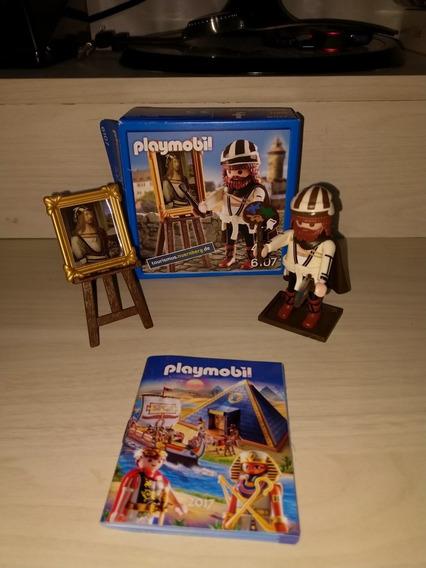 Boneco Playmobil Albrecht Dürer - Lacrado Na Caixa (novo)