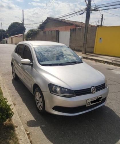 Imagem 1 de 10 de Volkswagen Gol 1.0