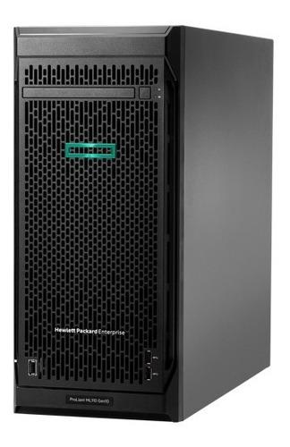 Imagen 1 de 3 de Servidor Hpe Proliant Ml110 Gen10- 1.90 Ghz- 16gb Ram - 4tb