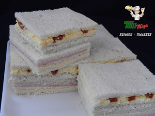 Fabrica De Sandwiches De Miga