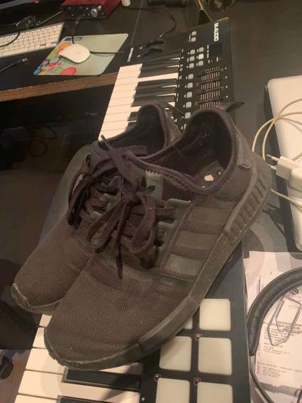 Tênis adidas Nmd All Black (preto) Original Boost