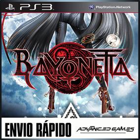 Bayonetta - Jogos Ps3 Psn Digital Envio Rapido