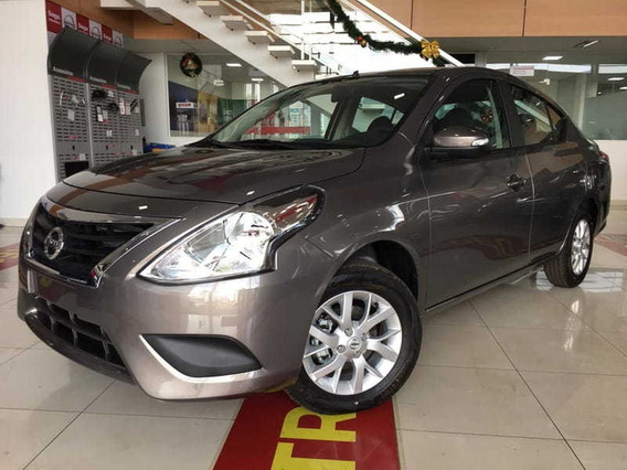 Nissan Versa 1.6 16v Sv Aut 4p