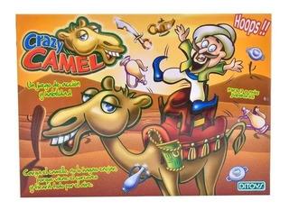 Juego Crazy Camel Camello Loco Ditoys
