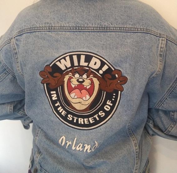 Jaqueta Jeans Orlando - Vintage