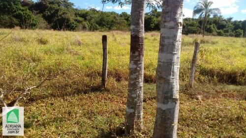 Venda Chacara Com Área De 19.200 Mts² 3 Km De Campo Limpo - 5187