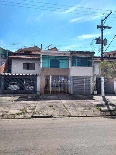 Sobrado Com Ótima Localização Na Cidade Lider - So15317