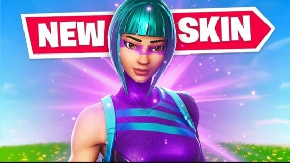 Wonder Skin Fortnite - Ps4 - Switch - Xbox - Mobile - Pc