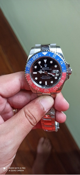 Relógio Rolex Automático Top Premium Aaa+