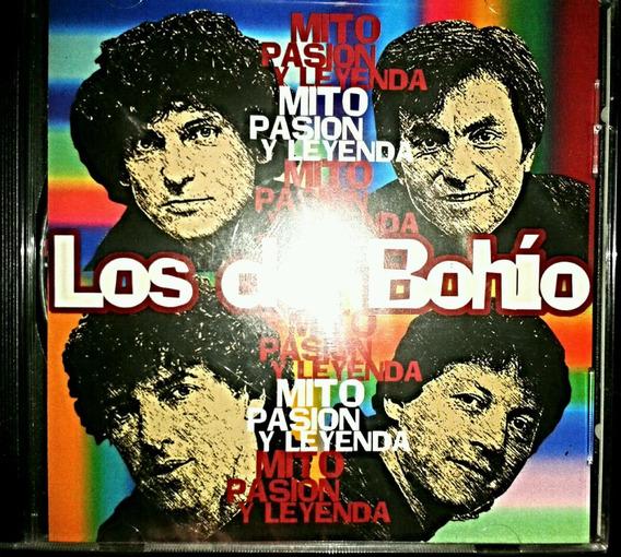 Los Del Bohio / Mito, Pasion Y Leyenda - Cd Nuevo Sin Uso