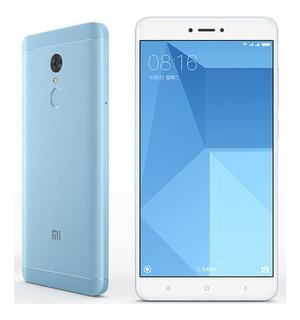 Xiaomi Note 4x Azul Com 64gb E 4gb + Garantia E Nota Fiscal